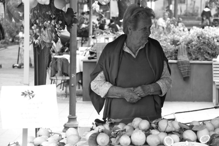 Lemon Lady. Photo Vivie Bjørnstad