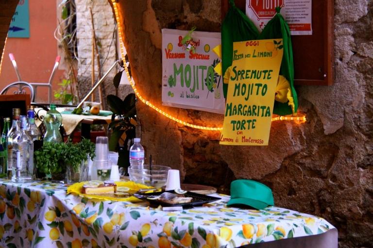Lemon Mojito. Photo Vivie Bjørnstad