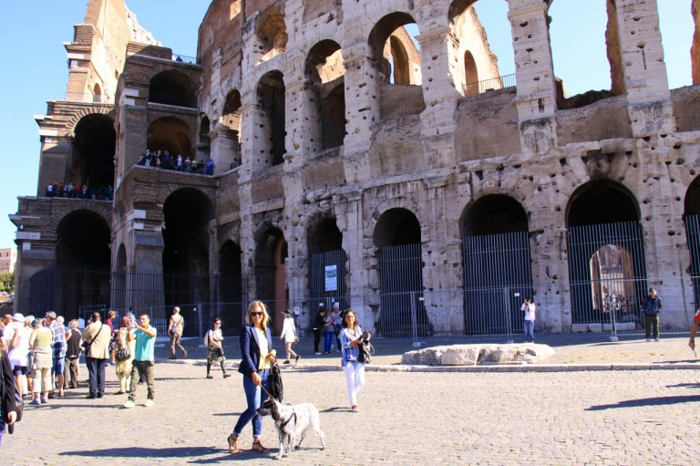 VivieogMiaColosseum