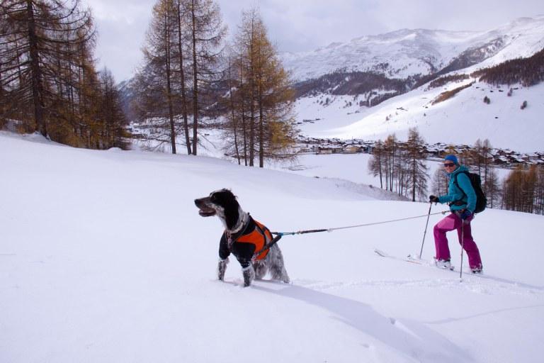 Første skitur-8