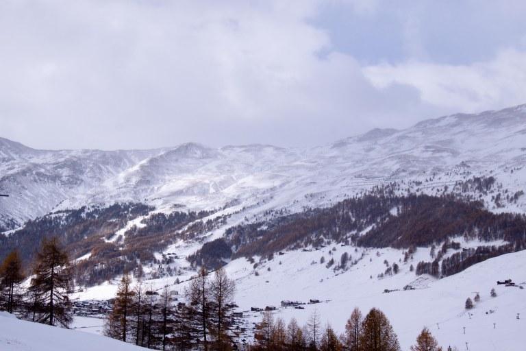 Første skitur